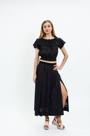 Женская юбка Пинко (Pinko) MENZOLA