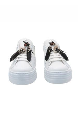 Женские кеды Foxtrot Тоска Блю (Tosca Blu shoes)